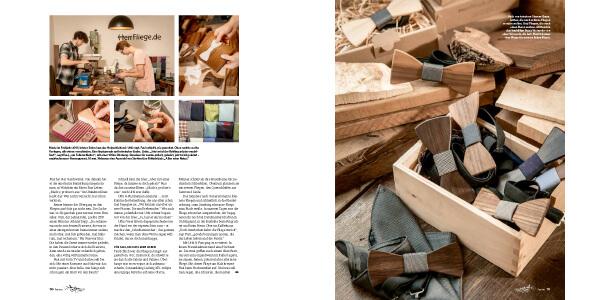 Beitrag in dem Servus Magazin