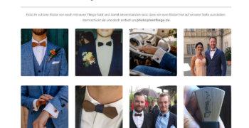 Bilder von Kunden