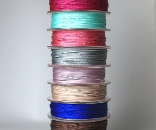 Farben nylonschnur armschmuck