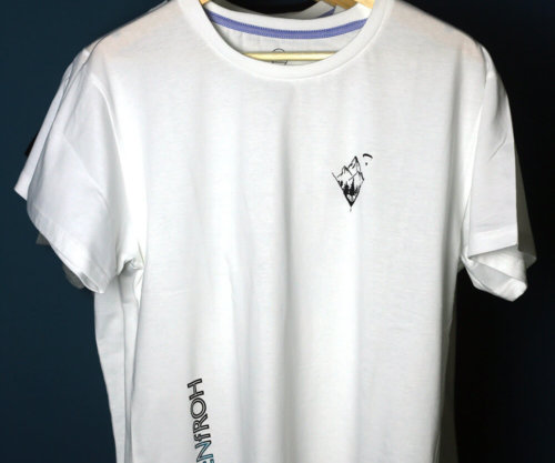 farbenfroh druck t shirt