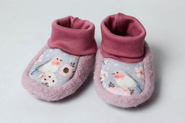 babyschuhe walkstoff