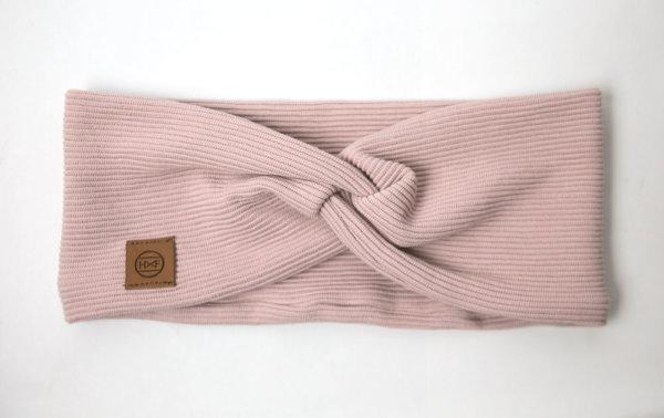 stirnband rosa hell